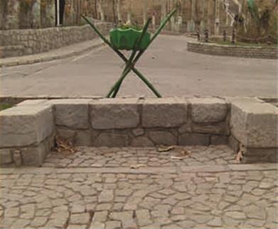 کوبیک ، سنگ کوبیک ، سنگ فرش کوبیک - 5