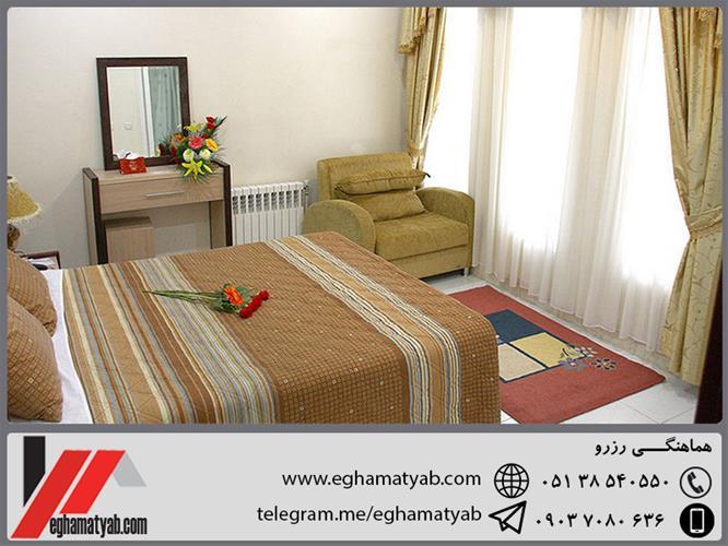 اجاره خانه مبله در مشهد ، آپارتمان مبله در مشهد - 4