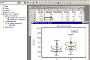 نرم افزار MedCalc 9.3.7.0