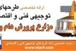 سایت تخصصی ارائه طرح توجیهی www.etarh.com