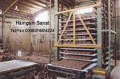 سازنده و طراح ماشین آلات کارخانه آجر