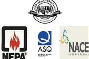 فروش ویژه استاندارد های  NFPA 2003 ASQ 2003 NACE 2