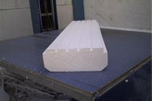 خط پلاستو فوم و بلوک دیواری بتن سبک
