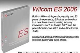 نرم افزار Wilcom ES 2006