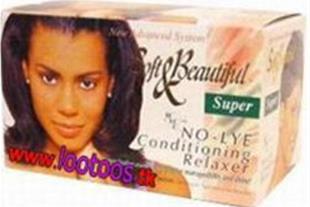 جدیدترین محصول صاف کننده مو(soft & beautiful)