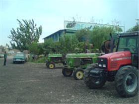 نمایشگاه ماشینهای کشاورزی - 1