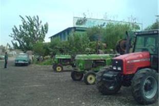نمایشگاه ماشینهای کشاورزی