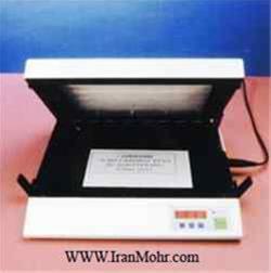 دستگاه ساخت کلیشه چاپ کارتن - 1