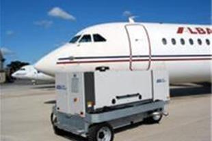 برق زمینی هواپیما ، گراند پاور یونیت G.P.U