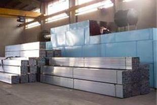 کرکره برقی تولید انواع تیغه های آلومینیومی
