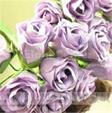 گل پارچه ای و کاغذی تزئینی
