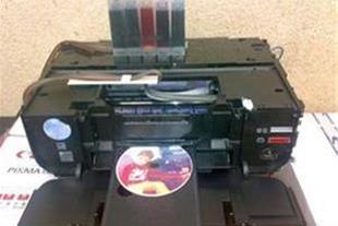فروش پرینتر چاپ سی دی با مخزن وآموزش رایگان