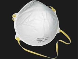 ماسک تنفسی بدون سوپاپ ffp1 مدل 8610 - 1