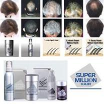 سوپر میلیون هیر-پرپشت کننده مو در30ثانیه