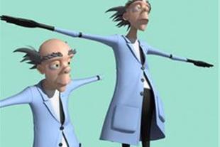 مدل سازی و انیمیشن سازی با نرم افزار تری دی مکس