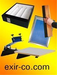 دستگاه چاپ دستی و اتوماتیک - 1