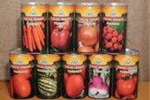 بذر گوجه فرنگی - بذر خیار و بذرهویج