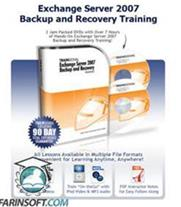 آموزش Exchange Backup and Recovery