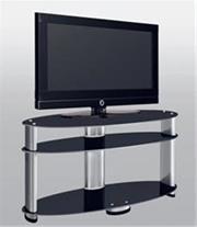 فروش میزهای شیشه ای براکت دار تلویزیون LCDو PLASMA