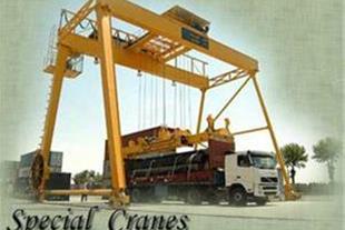 نصب و تعمیرکرین دروازه ای شرکت آرتیمان سازه پارس