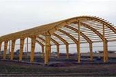 ساخت سوله و سالن صنعتی