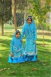 لباس سنتی ایرانی و انواع لباس های محلی - 1
