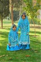 لباس سنتی ایرانی و انواع لباس های محلی