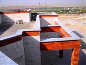 فلاشینگ- درب ورودی، پشت بام ، درز بین ساختمان - 1