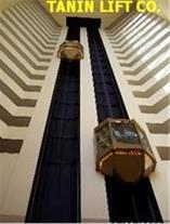 آسانسور های شیشه