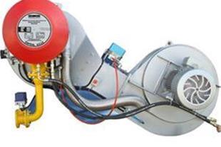 مشعل روتاری کاپ دو گانه سوز(گاز-گازوئیل مازوت)