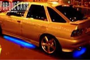 نورپردازی زیر اتومبیل با قیمت ارزان با LED