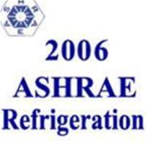 Ashrae Refrigeration 2006