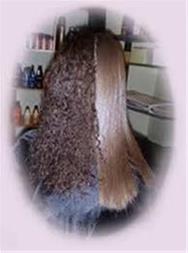 کرم صاف کننده مو دایمی تضمینی - 1