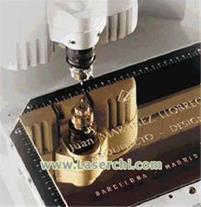 حکاکی لیزری انواع فلزات