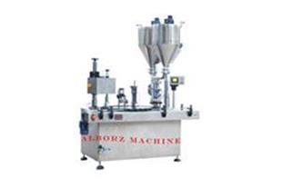طراحی و ساخت انواع ماشین آلات بسته بندی مایعات