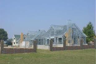 قابهای ساختمانی فلزی سبک با سیستم نوین lsf