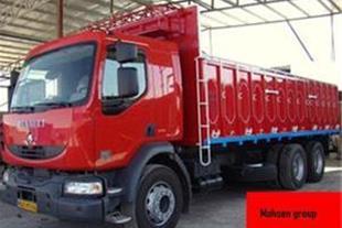 گروه صنعتی محسن - اتاق سازی کامیون