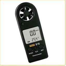 Aneometer Digital PSIP  816 - 1