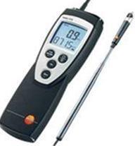 سرعت سنج باد با قابلیت اندازه گیری TESTO 416