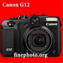 دوربین عکاسی کانن G12
