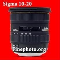 لنز واید سیگما 10-20