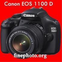 دوربین کانن EOS 1100D