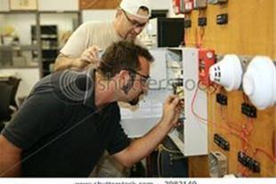 دوره آموزش سیستمهای اعلام و اطفاء حریق اتوماتیک - 1