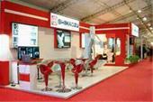 طراحی و ساخت غرفه شیماتسو ژاپن نمایشگاه رادیولوژی