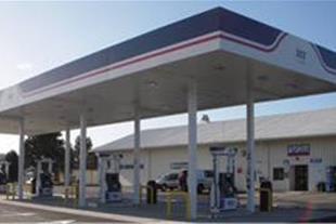 ساخت پمپ بنزین