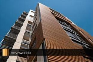 چوب طبیعی ترمووود ، پروفیل چوبی 100 درصد طبیعی