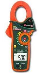 فروش مولتی متر کلمپ و حرارت سنج لیزری EX820 - 1