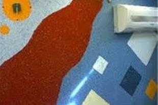 اجراء رنگهای روغنی هادی درجه یک ومولتی کالرپارس