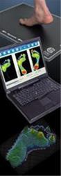 طراحی و ساخت کفی طبی به روش اسکن کامپیوتری از پا - 1