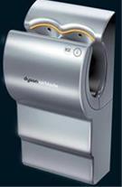 دست خشک کن برقی اتوماتیک با آبکاری کروم